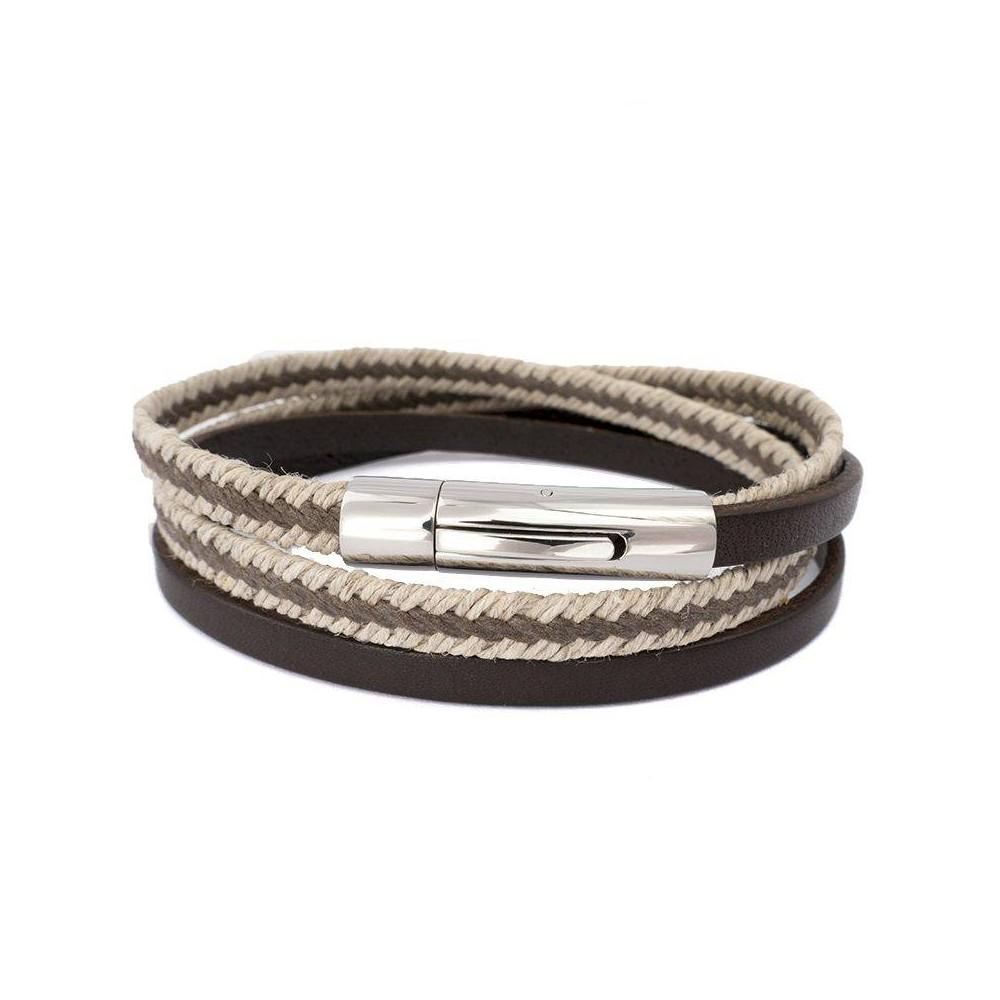 Bracelet double Noé