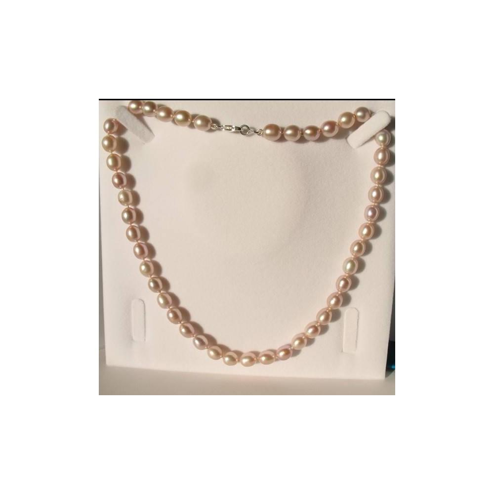 Collier de perle d'eau douce Amalia